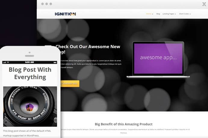 Thrive Themes Ignition WordPress Theme