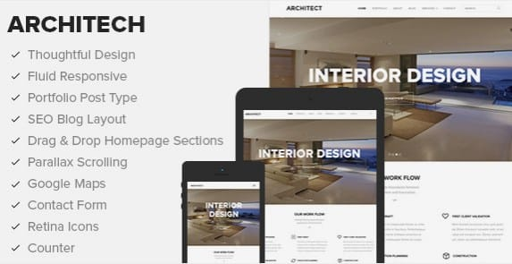 MyThemeShop Architect WordPress Theme