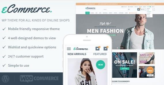 MyThemeShop eCommerce WordPress Theme