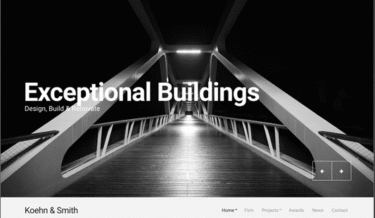 CSS Igniter Koehn WordPress Theme