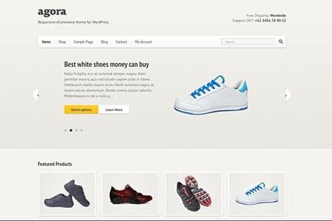 CSS Igniter Agora WordPress Theme