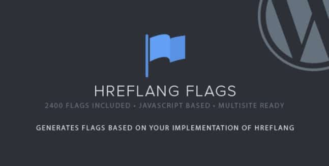 Hreflang Flags Wordpress Plugin